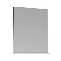 Specchio Opale bianco lucido 60 x 76 cm