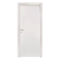 Porta da interno battente Strauss 60 x H 210 cm reversibile
