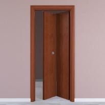 Porta da interno pieghevole Rose 70 x H 210 cm dx