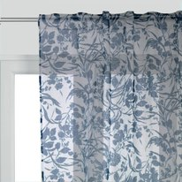 Tenda Canopee blu 140 x 295 cm
