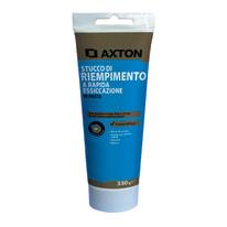 Stucco in pasta Axton Rapido liscio bianco 330 g
