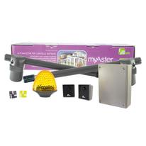 Apricancello a battente MyGate Kit MyAster 4