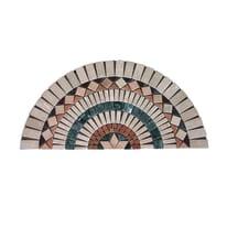 Composizione decorativa Ventaglio Modena multicolor 50 x 100 cm