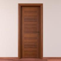 Porta da interno battente Tower 70 x H 210 cm sx