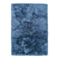 Tappeto Softy blu 180 x 270 cm