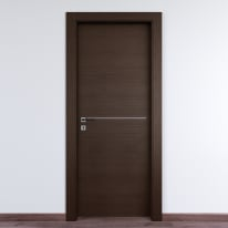 Porta da interno battente Wright wenix 90 x H 210 cm dx