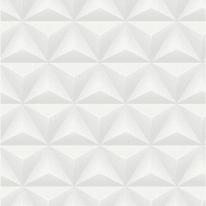 Carta da parati 3D grigio 10 m