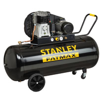 Compressore a cinghia Stanley FatMax B480/10/270, 4 hp, pressione massima 10 bar