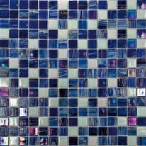 Mosaico Elegant 32,7 x 32,7 cm blu