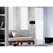 Tenda a pannello Noemi argento 60 x 300 cm
