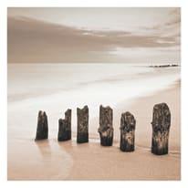 Stampa su vetro Baltic beach 50x50