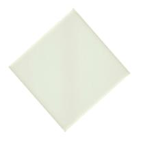 Lastra vetro sintetico opale 1000 x 500  mm, spessore 5 mm