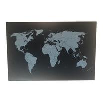 Lavagna Magnetica World 60 x 40 cm