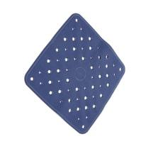 Tappeto antiscivolo doccia Normal blu
