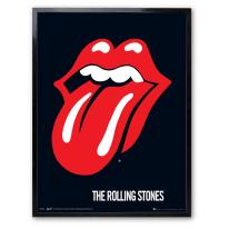 Stampa incorniciata Rolling stone 30 x 40 cm