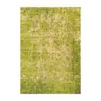 Tappeto Velluto verde 155 x 230 cm