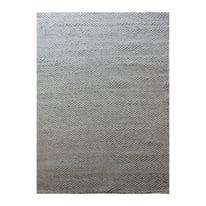 Tappeto Oslo grigio 160 x 230 cm