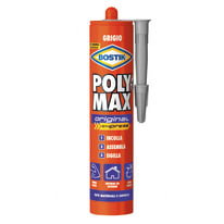 Colla per fissaggio e sigillature poly max original express Bostik 425 g