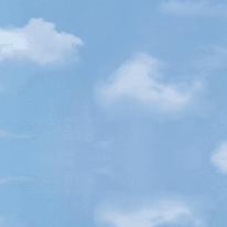 Pellicola adesiva per vetri vetrofania azzurro satinato 67,5 cm x 2 m
