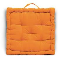 Cuscino Futon Clea Inspire arancione 40 x 40 cm