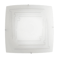 Plafoniera Concept L 30 x H 30 cm