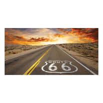 quadro su tela Route 50x100