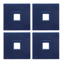 Porta salviette Colors blu