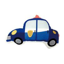 Cuscino Polizia blu 63 x 41 cm