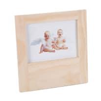 Porta foto Giada legno chiaro 23 x 24 x 1,5 cm