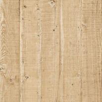 Carta da parati Legno betulla beige 10 m