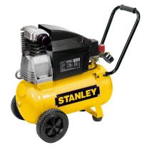 Compressore coassiale Stanley D260/10/24, 2.5 hp, pressione massima 10 bar