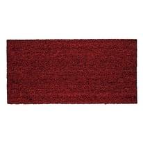 Zerbino Cocco rosso 60 x 100 cm