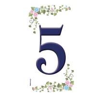 Numero Edera 5