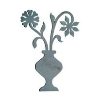 Fregio Vaso di fiori 27 x 20,5 cm