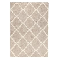 Tappeto Boston beige 60 x 120 cm