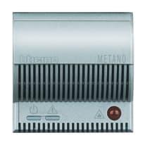 Rilevatore fughe gas metano BTicino Axolute grigio