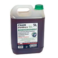 Olio per catena Oregon biodegradabile 5 L