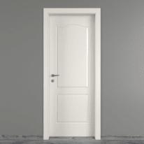 Porta da interno battente Ipanema bianco 70 x H 210 cm dx