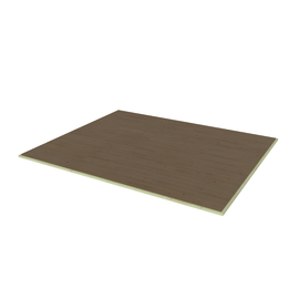 Pavimento per casetta impregnata Azalea