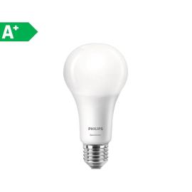 Lampadina LED E27 =100W goccia luce CCT 220°