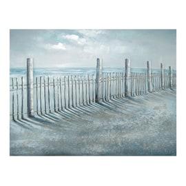 quadro dipinto a mano Fence 120x90