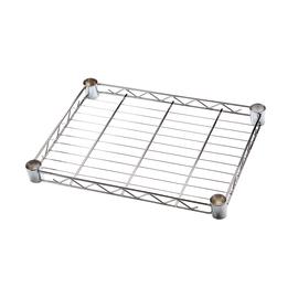 Ripiano Spaceo Chrome Style+ L 45 x P 35 x H 4 cm