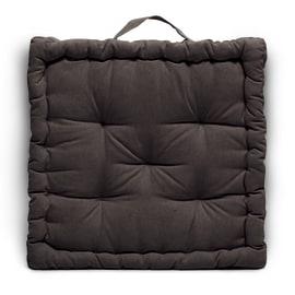 Cuscino Futon Clea Inspire marrone 40 x 40 cm