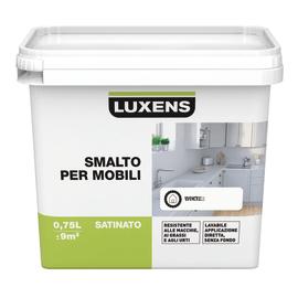 Smalto Per mobili Luxens Bianco satinato 0,75 L