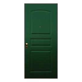 Porta blindata Aluminium verde L 90 x H 210 cm dx