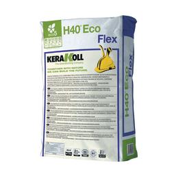 Colla in polvere Kerakoll H40 Flex C2 grigio 25 kg