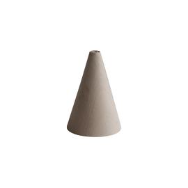 Cono faggio grezzo naturale Ø 90 x 180 mm