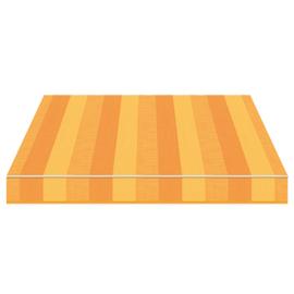Tenda da sole a bracci Tempotest Parà 240 x 210 cm giallo/arancione Cod. 5361/55