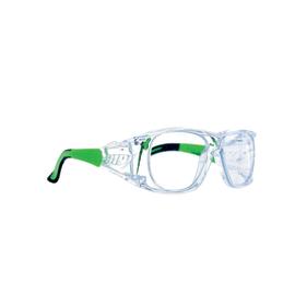 Occhiale di protezione graduato lente trasparente