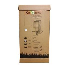 Impianto fotovoltaico Green Top 6KWP
